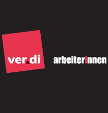 verdi Arbeiterinnen Logo