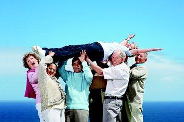 Das ver.di Angebot für Seniorinnen und Senioren