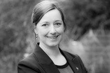 Landesleiterin Susanne Schöttle